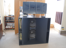 ALTEC LANSING,Voice of the Theate,817A System