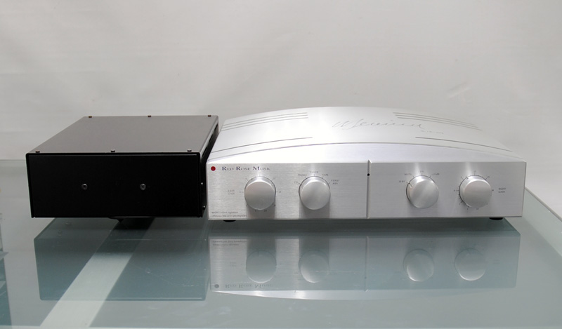 Mark Levinson,Redrose Music,Model 3A Silver Signature